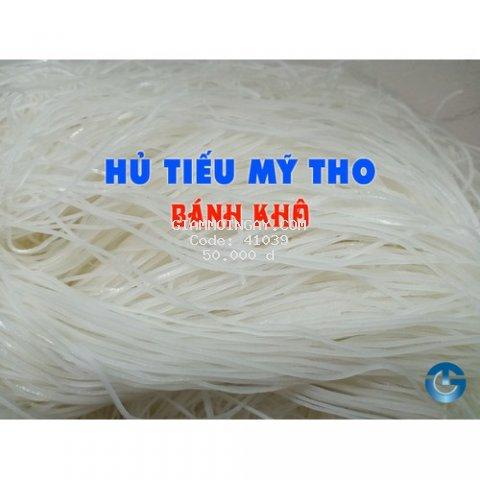 1kg Hủ tiếu Mỹ Tho (bánh khô) - Đặc sản Tiền Giang