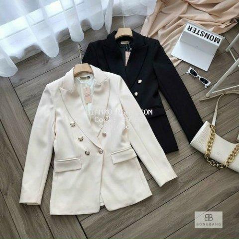 260k Áo vest size s m l 2 màu đen và trắng chất liệu cao cấp mặc lên cực sang chảnh