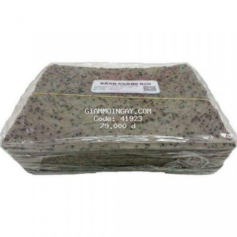 (2kg) Bánh tráng mè đen Ninh Thuận