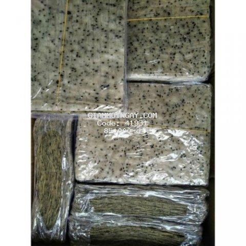 [2KG] Bánh tráng nhúng mè đen Ninh Thuận