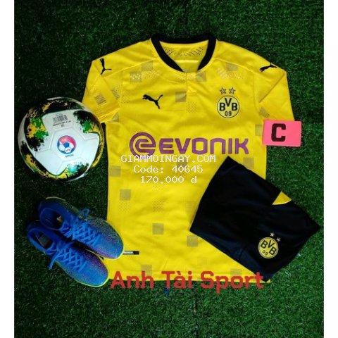 Áo bóng đá CLB Borussia Dortmund 2021