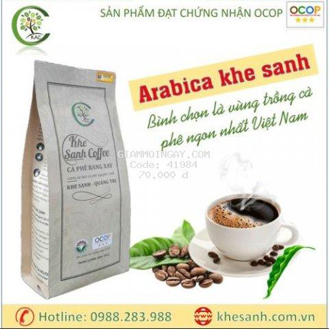 Arabica Khe Sanh - Cà phê sạch 100%