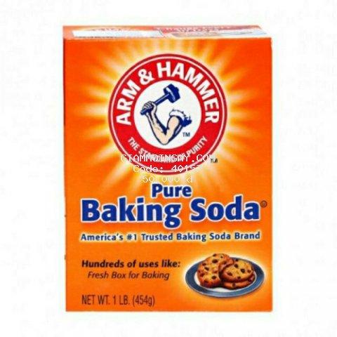 baking soda 454g