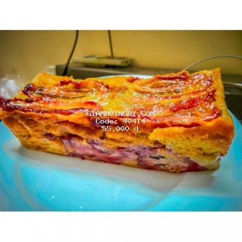 Bánh chuối nướng - Banana cake nhà làm size 500g