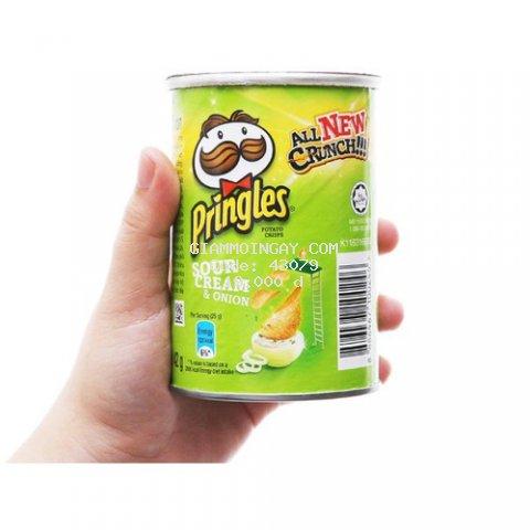 Bánh Khoai Tây snack PRINGLES 42g - Hsd 2022