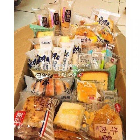 Bánh Mix ĐÀI LOAN Loại Ngon - Date mới