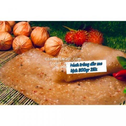 Bánh tráng dẻo Tây Ninh bịch 300gr 4vị dẻo tôm, mẹ, cây, gừng.