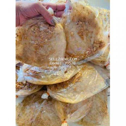 Bánh tráng Muối Nhuyễn Sike Tỏi [bịch to 50-70gr ko phải 20gr] siêu hot siêu cay cực ngon Tây Ninh
