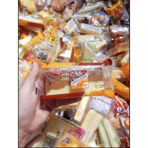Bánh.Mix hàn quốc