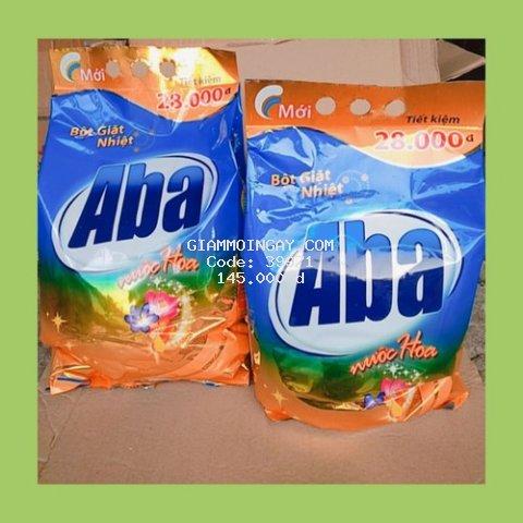 Bột giặt Aba hương nước hoa4.1kg