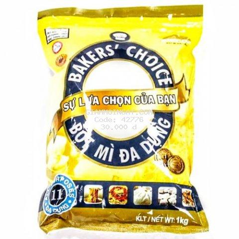 Bột mì đa dụng  số 11 Bakers' Choice 1 kg