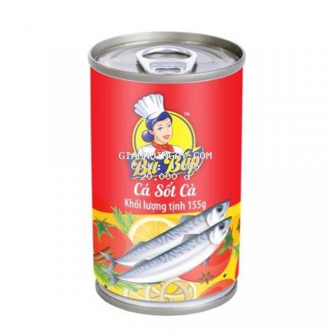 Cá Hộp Bà Bếp 155g
