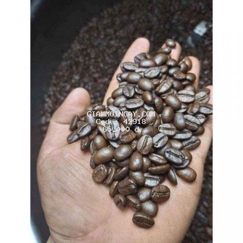 CAFE NGUYÊN CHẤT ARABICA MỘC LÂM ĐỒNG -500GR