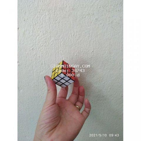 Cặp Rubik mini siêu yêu