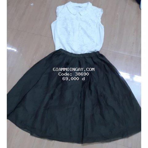 Chân váy Hàn