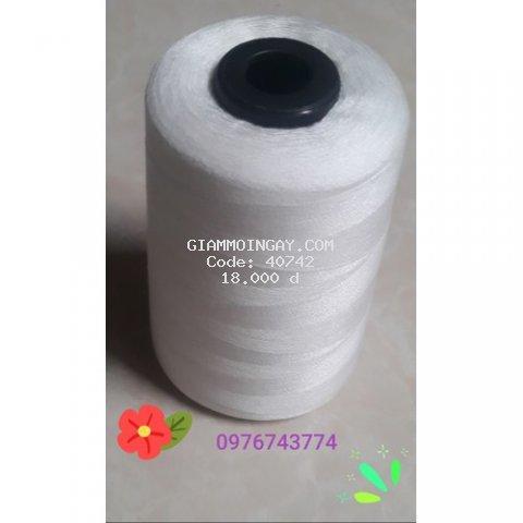 Chỉ may 40/2  may quần áo thắc mắc về sản phẩm  0976743774