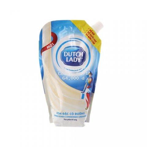 Combo 2 Sữa đặc Hà Lan Dutch Lady 560g/túi - T5/2021