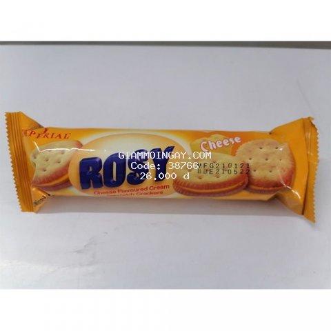 combo3gói bánh Rosy vị kem phô mai 100g