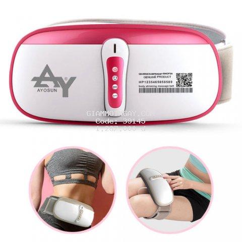 Đai Massage giảm mỡ bụng xoay 360 độ hàng cao cấp được bán chạy tại hàn quốc [ Chính Hãng ] [ Cao cấp ] [ Tốt nhất ]
