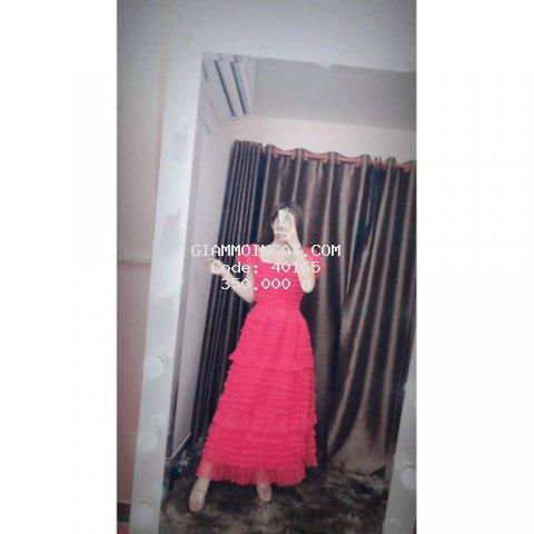 Đầm dạ hội cánh tiên cao cấp