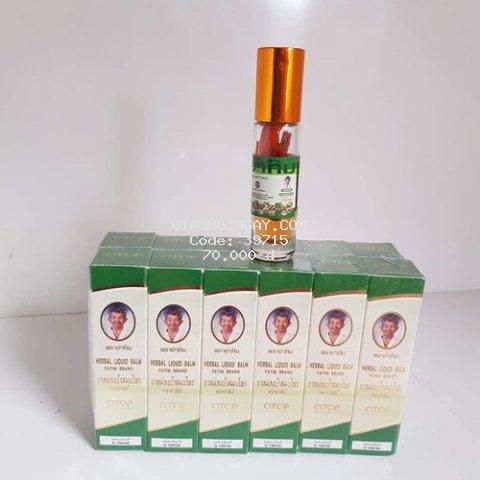 dầu thái lan ( 21 loại thảo dược)