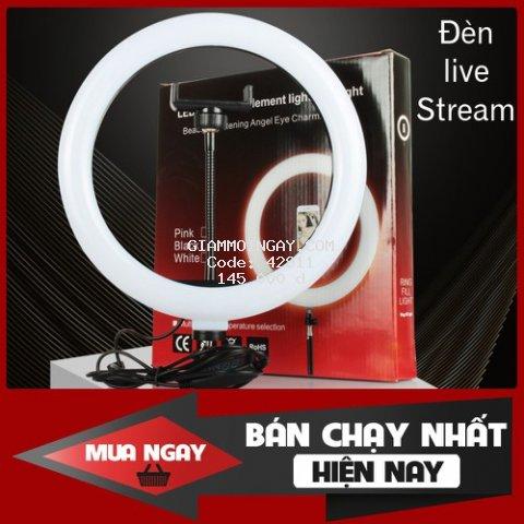 Đèn livestream BÁN HÀNG, CHỤP HÌNH MAKE UP LIVE STREAM, MAKEUP TRANG DIEM