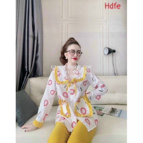 Đồ bộ pijama mango