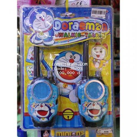Đồ chơi bộ đàm đôi thông minh Doreamon 178-112
