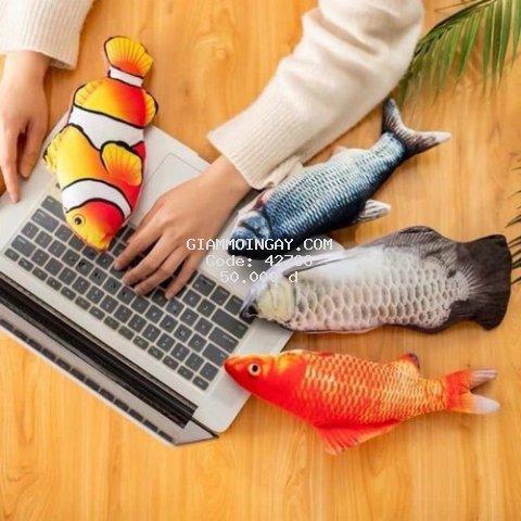 Đồ chơi cá nhẩy vui nhộn cực kỳ hot