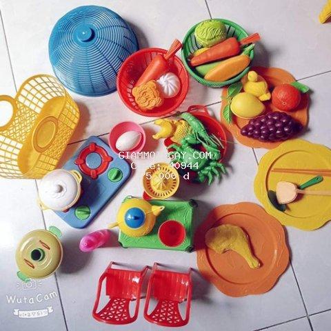 đồ chơi nấu ăn.đồ chơi hoa quả