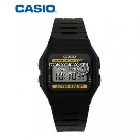 Đồng hồ Casio điện tử F-94WA-9DG huyền thoại