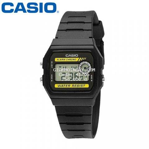 Đồng hồ Casio F-94WA-9DG huyền thoại - Hàng chính hãng