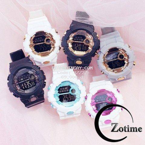 Đồng hồ điện tử nam nữ