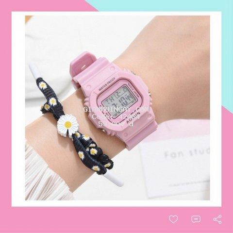 Đồng hồ học sinh thời trang