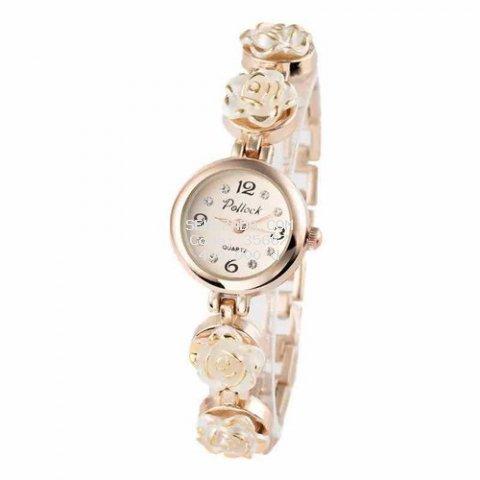 Đồng hồ lắc tay nữ Pollock cao cấp