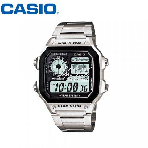 Đồng hồ nam Casio AE-1200WHD-1AVDF chính hãng