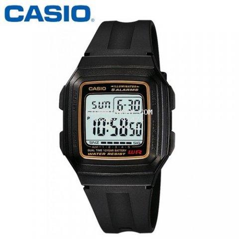 Đồng hồ nam Casio F-201WA-9ADF chính hãng - Pin 10 năm