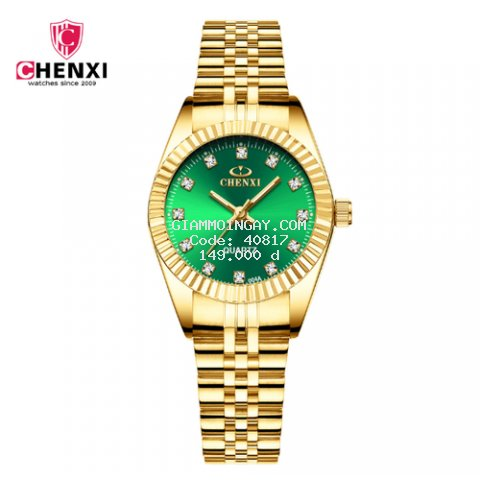 Đồng hồ nữ CHENXI cao cấp chống trầy chống nước