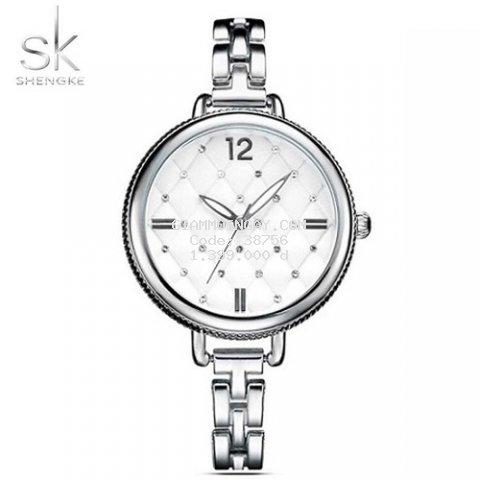 Đồng hồ nữ Chính Hãng Shengke Korea K0025L-01