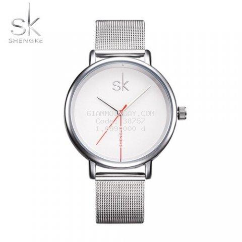 Đồng hồ nữ Chính Hãng Shengke Korea K0050L-01