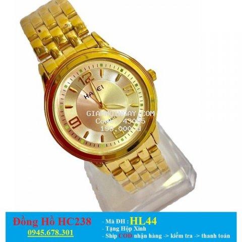 Đồng hồ nữ chống nước kim dạ quang