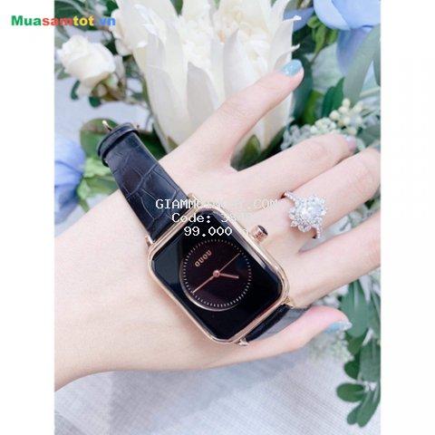 Đồng hồ nữ Guou chính hãng siêu bền