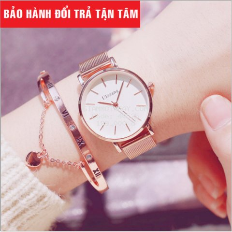 Đồng hồ nữ_Ulzzang - Đồng hồ thời trang công sở