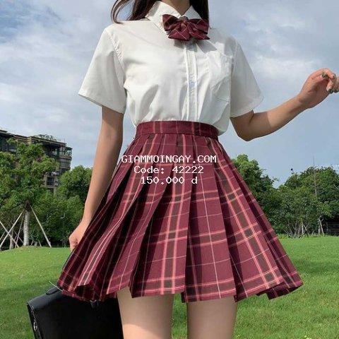 Đồng phục nữ học sinh Nhật Bản, chân váy JK