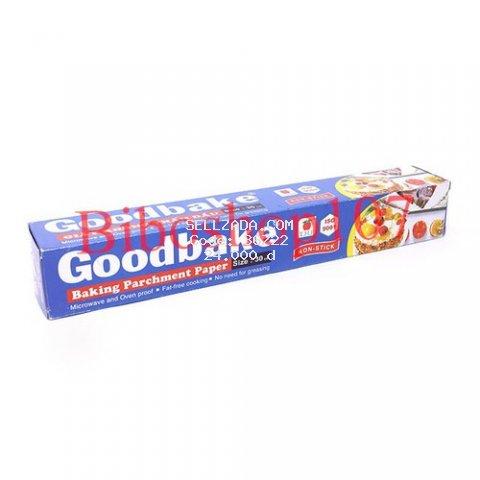 Giấy nến chống dính dùng lót nướng bánh GoodBake 5m