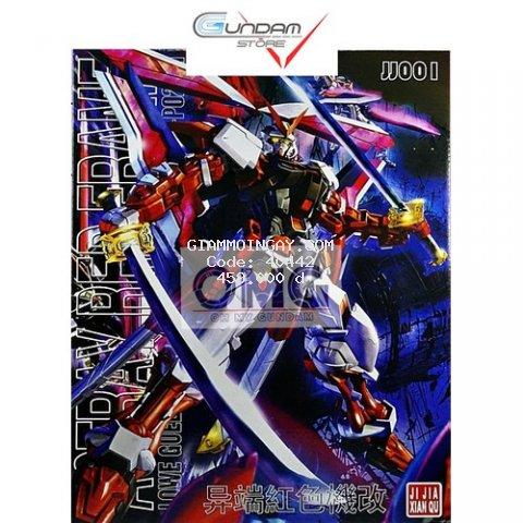 Gundam Jijia Mg Red Frame Astray Kai 1/100 Đồ Chơi Lắp Ráp Anime
