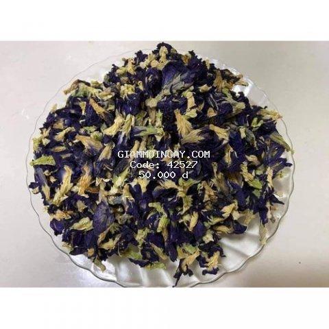Hoa đậu biếc khô tự nhiên (500g)