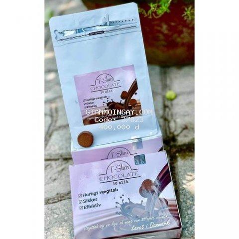 kẹo giảm cân T-SLIM CHOCOLATE