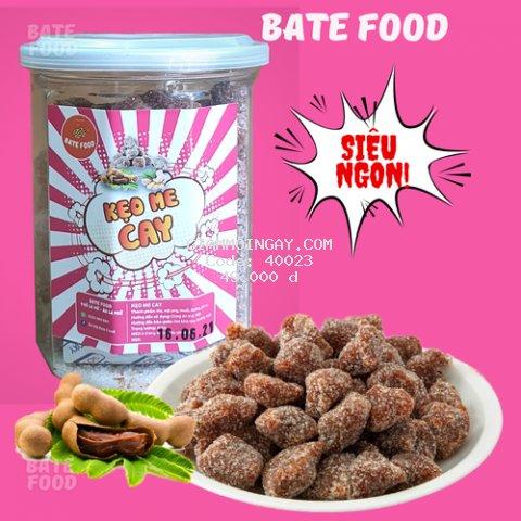 Kẹo Me Cay Bate Food 400g Siêu Ngon, đồ ăn vặt
