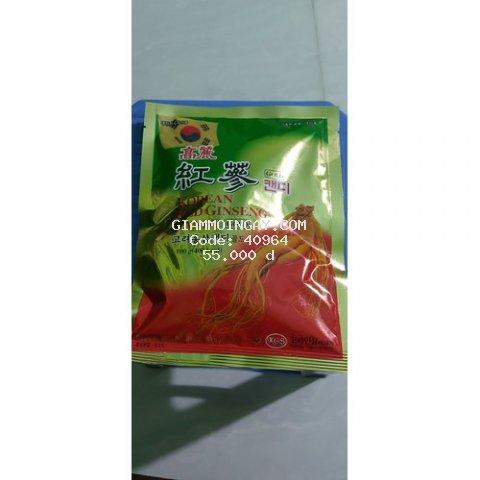 kẹo sâm hàn quốc KGS